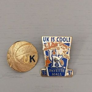 Vintage Kentucky Pins
